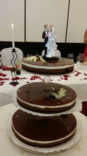 Decoración de tarta