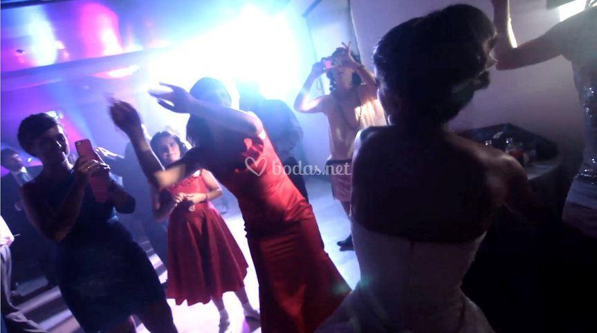 Baile de Marta y Fernando