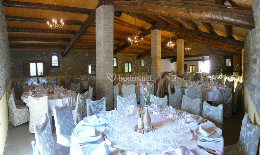 Sala de banquets