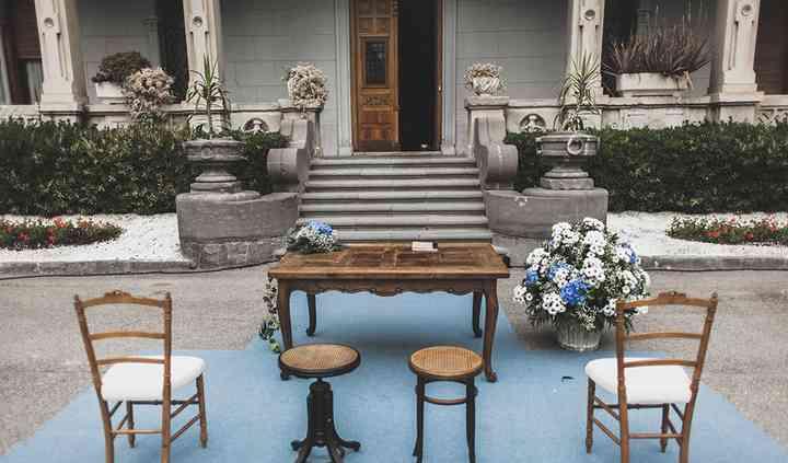 Mesa de ceremonia