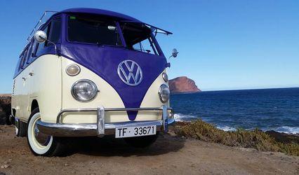 Volkswagen T1 para tu boda 1