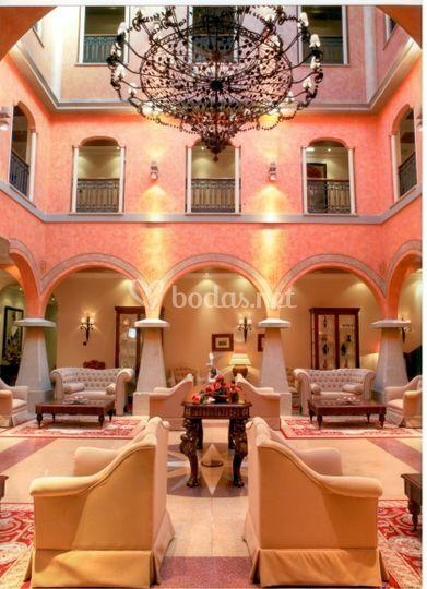 Claustro hotel