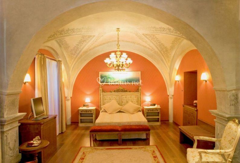 Gran suite nupcial
