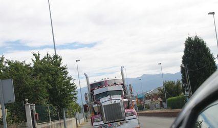 Alberto Pérez - Camión Americano