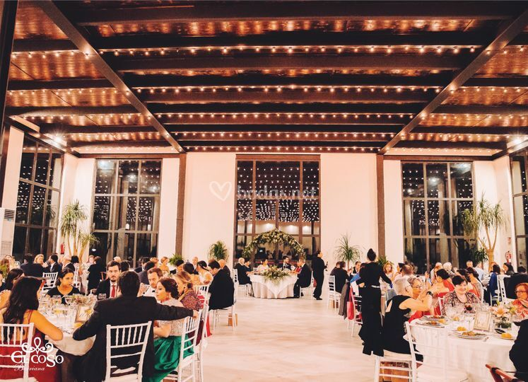 El Salón del Olivo - Cena