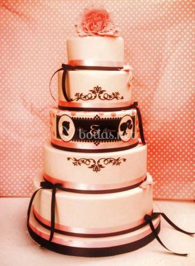 Pasteles para tu boda