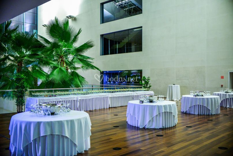 Restaurante Auditorio Miguel Delibes