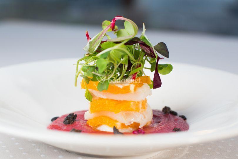 Gastronomía Abades Ronda