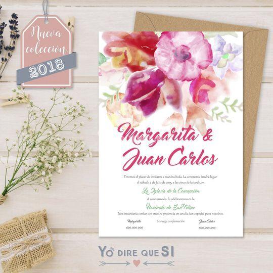 """Colección """"Bouquet"""""""