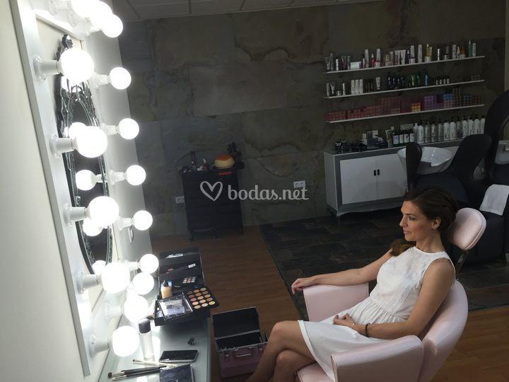 Salón de Belleza Virginia Hernández