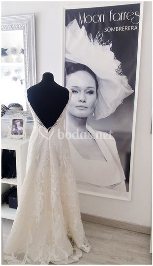 Diseño Vestidos Novia