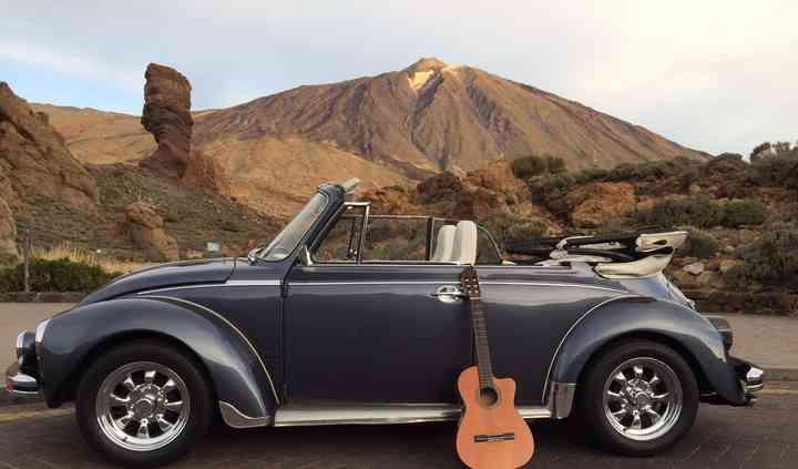 VW Cabrio Tenerife