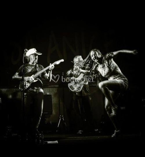 Foto banda The Replicants