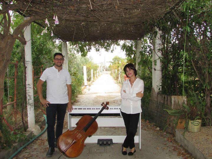 Dúo cello y piano