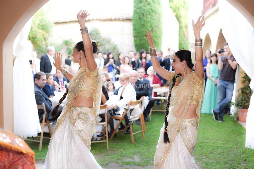 Bollywood (boda temática)