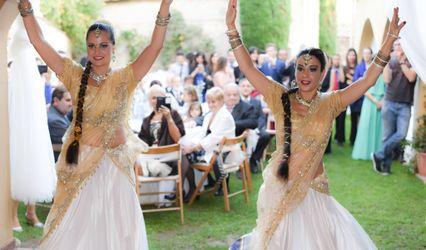 Essències d'Orient - Bollywood·Danza Oriental 1