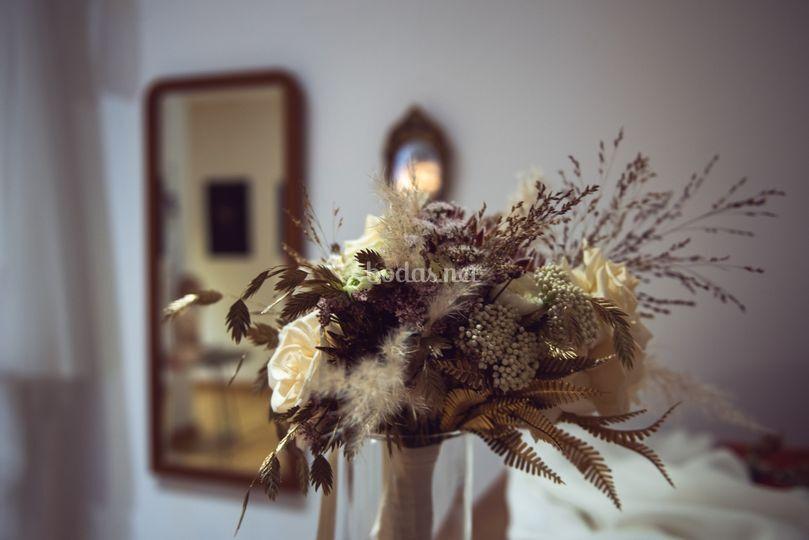 Ramo de novia de La Floreria