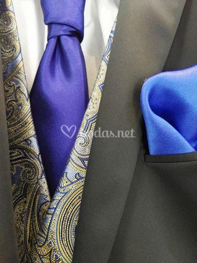 Chaleco colección seda