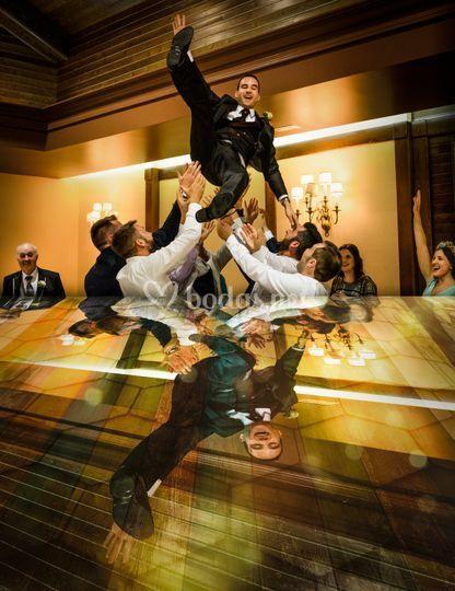 Momento de boda