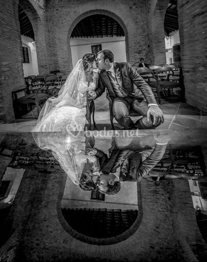 Momento día de la boda