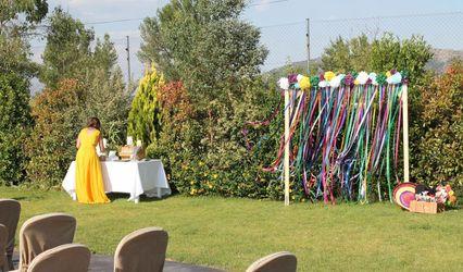 Green & Gold Weddings 1