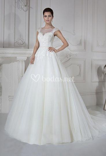 Vestidos de novia baratos zamora