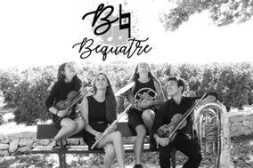 Bequatre quartet