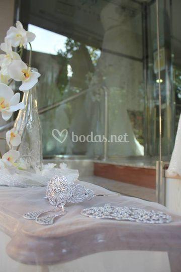 Complementos novia