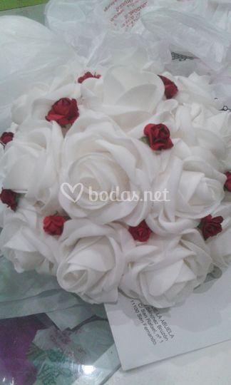 Bouquet bicolor