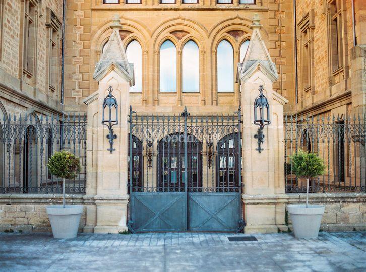 Palacio de la Vega Entrada