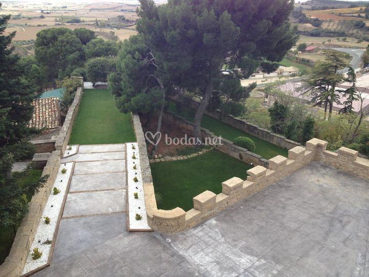 Palacio de la Vega Jardines