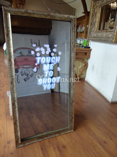 Espejo magico animado