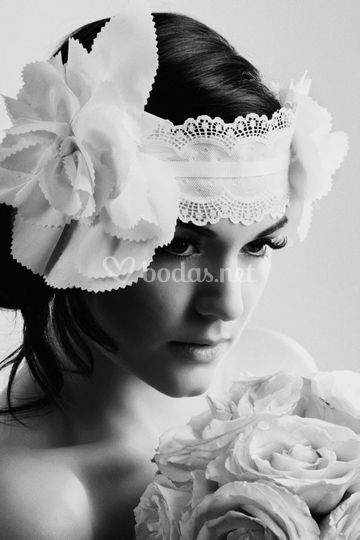 Blanco y negro Ana