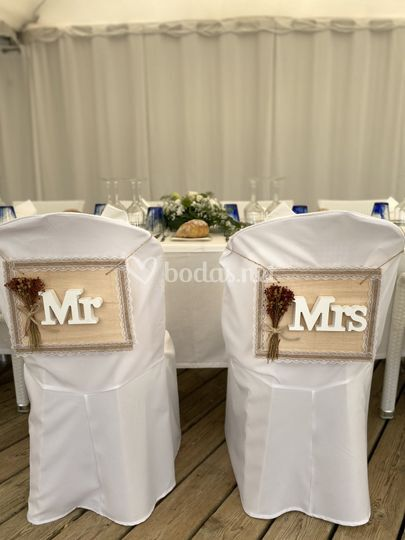 Mr y Mrs