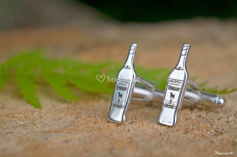 Gemelos botella Veterano