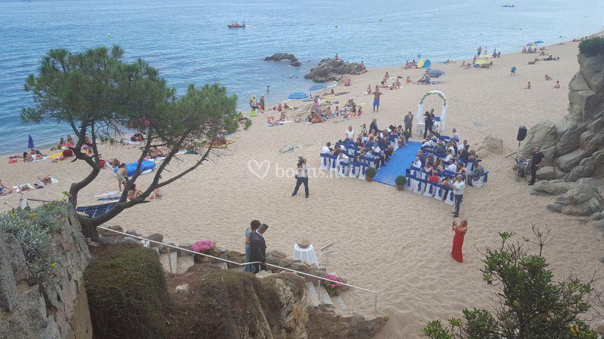 Evento playa