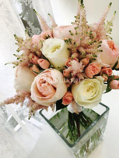 Bouquet astilbe
