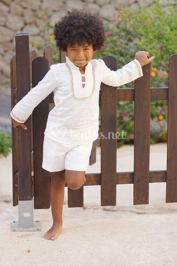 Conjunto de pantalón Rodrigo y camisa Ibiza