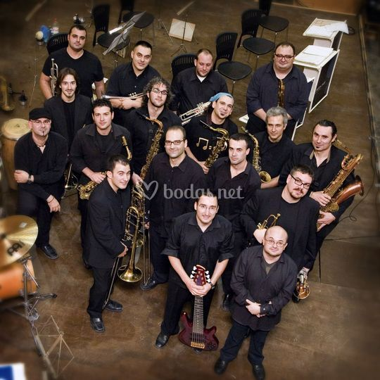 Sedajazz Big Band