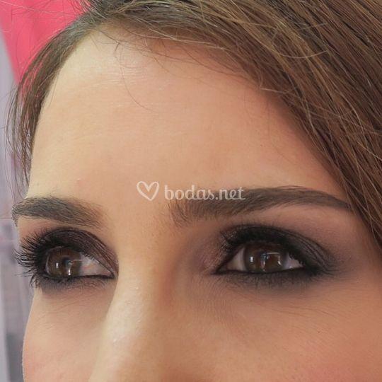 Detalle de ojos