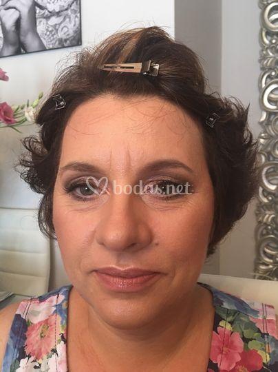 Maquillaje de madrina