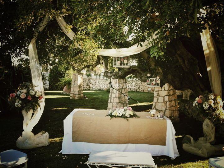 Ceremonia en Algarrobo