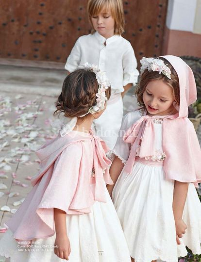 Vestido Ceremonia Amaya 2019
