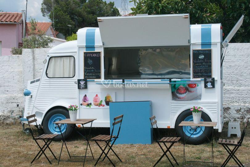 Food Truck Dulcinea