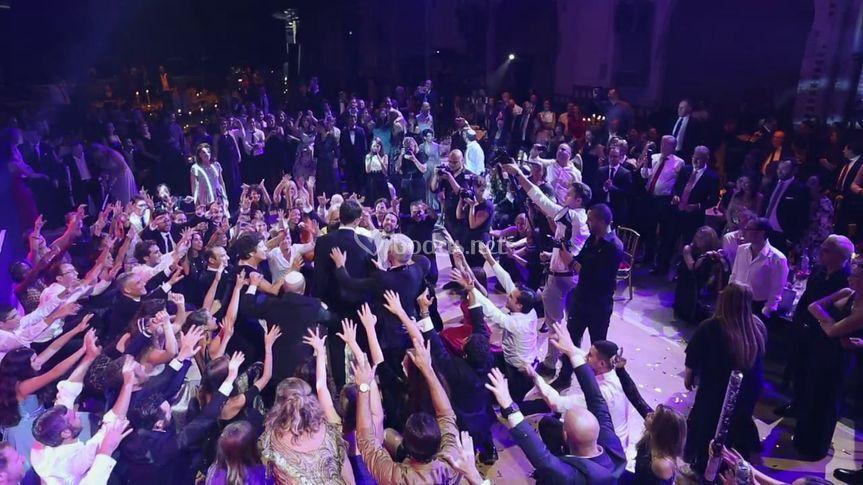 Flashmob invitados