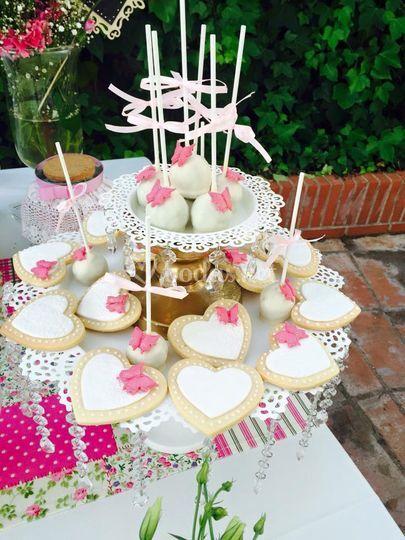 Galletas y Cakepops