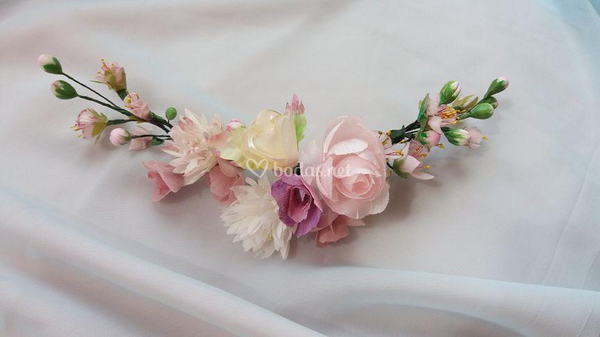 Ramita de flores 110euros
