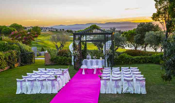 Retamares Weddings Suites & Golf