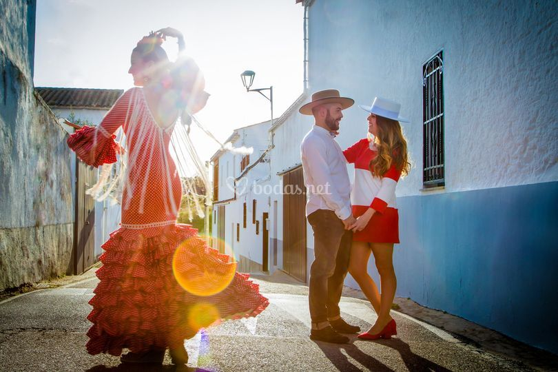 Andalucía in love