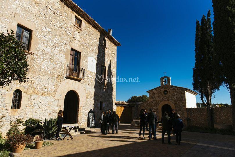 Plaza de la ermita
